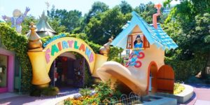 Lake Merritt's Children's Fairyland